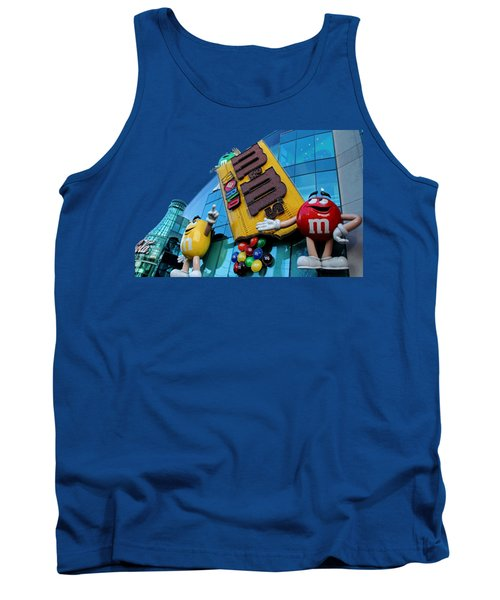 Melt In Your Mouth Tank Top by Debbie Oppermann