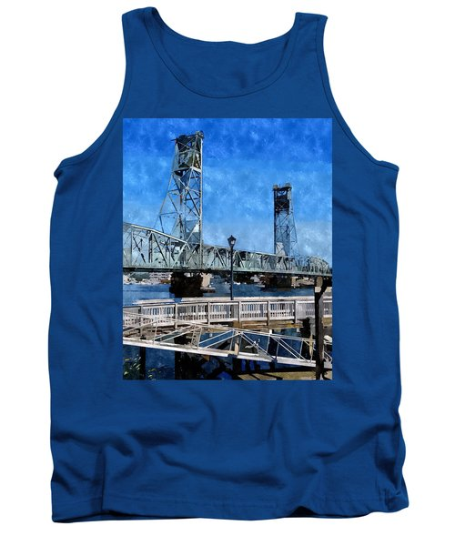 Memorial Bridge Mbwc Tank Top