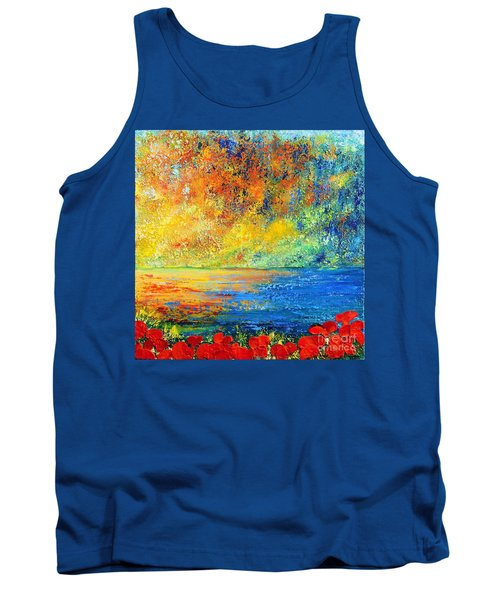 Memories Of Summer Tank Top