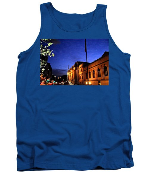 Metropolitan Museum Of Art Nyc Tank Top