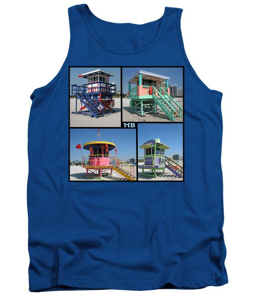 Miami Huts Tank Top