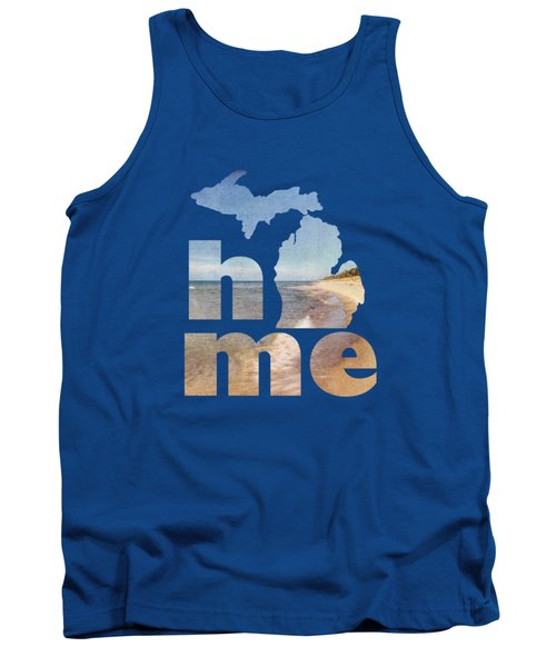 Michigan Home Tank Top by Emily Kay