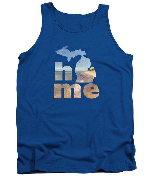 Michigan Home Tank Top