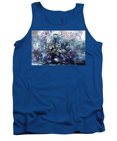 Mid Spring Blooms Tank Top