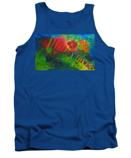 Midcity Magic Tank Top by Sandy McIntire
