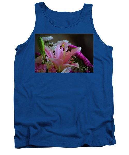 Middle Lily Tank Top