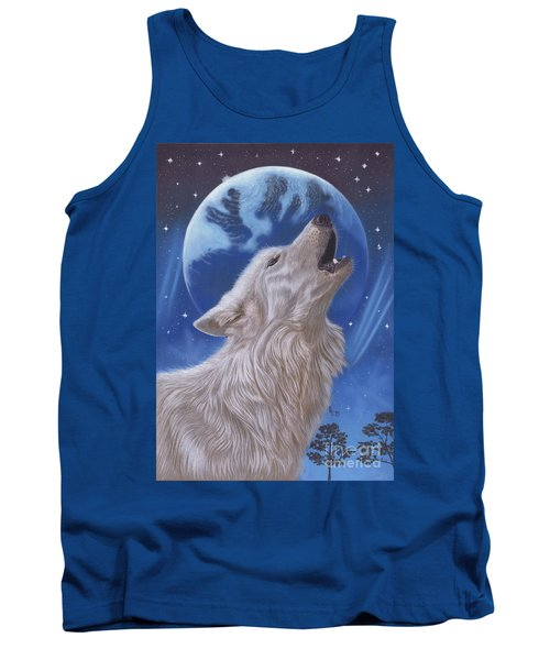 Midnight Caller Tank Top