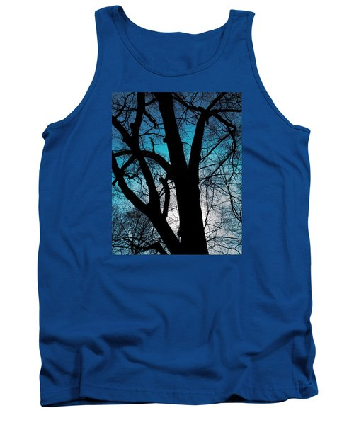 Might Oak 16x20 Tank Top