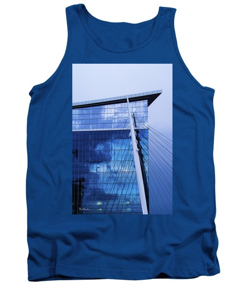 Milennium Bridge Spire Tank Top