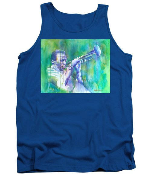 Miles Is Cool Tank Top