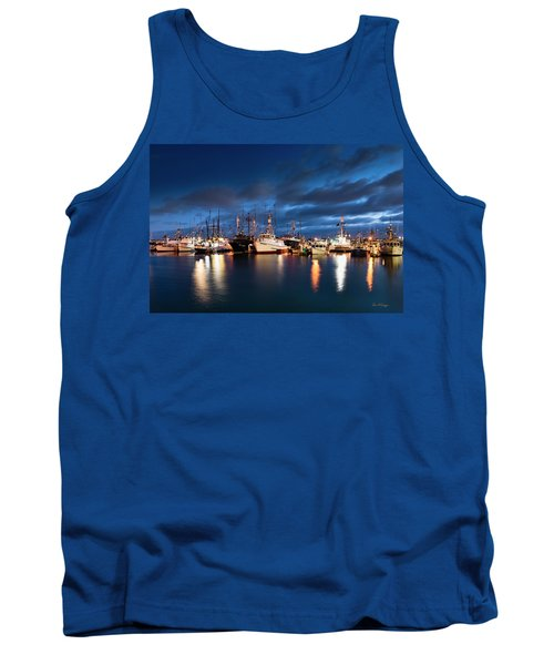 Tank Top featuring the photograph Millie by Dan McGeorge