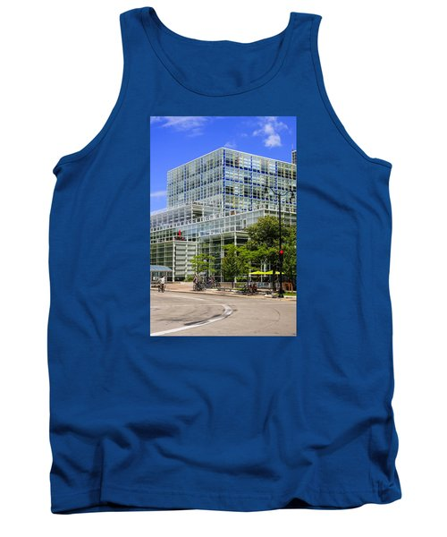 Modern Madison Tank Top by Chris Smith