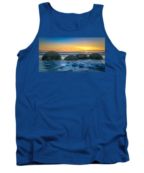 Moeraki Sunrise Tank Top