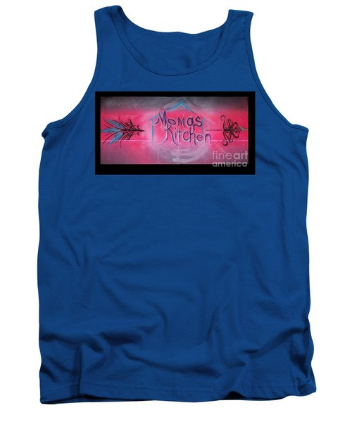 Momma's Kitchen  Tank Top by Talisa Hartley