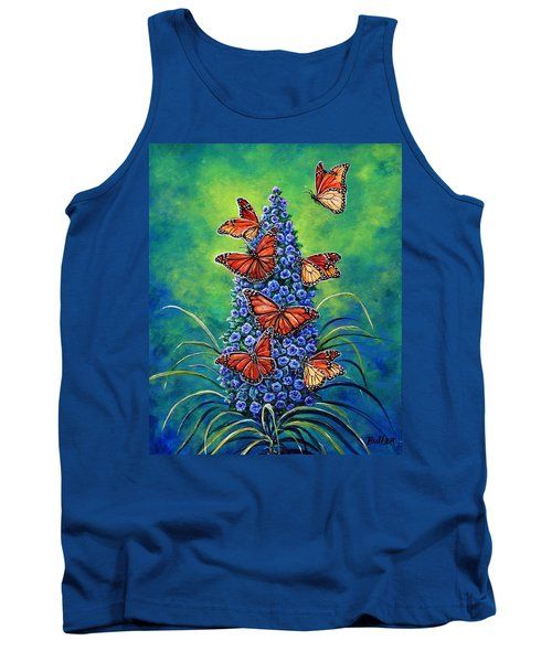 Monarch Waystation Tank Top