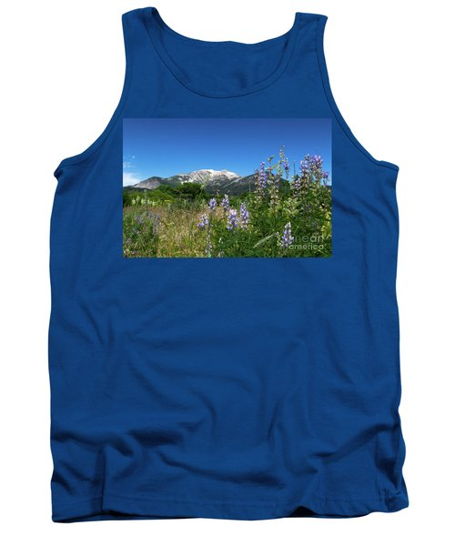 Mammoth Meadow   Tank Top