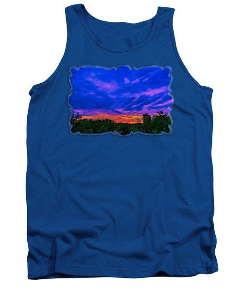 Monsoon Sunset H43 Tank Top