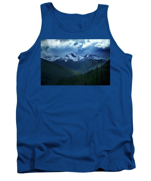 Montana Mountain Vista #2 Tank Top