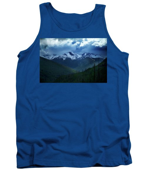 Montana Mountain Vista #2 Tank Top