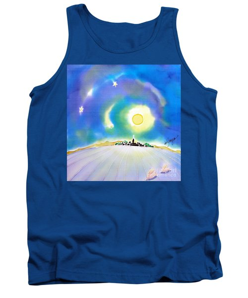 Moon Light Tank Top