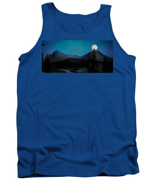Moon Over Field Bc Tank Top