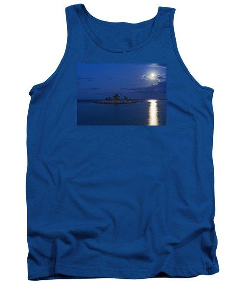 Moonlight Island Tank Top
