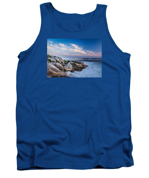 Morning At The Beach Tank Top by Tim Kirchoff