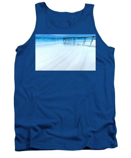 Morning Blues Tank Top