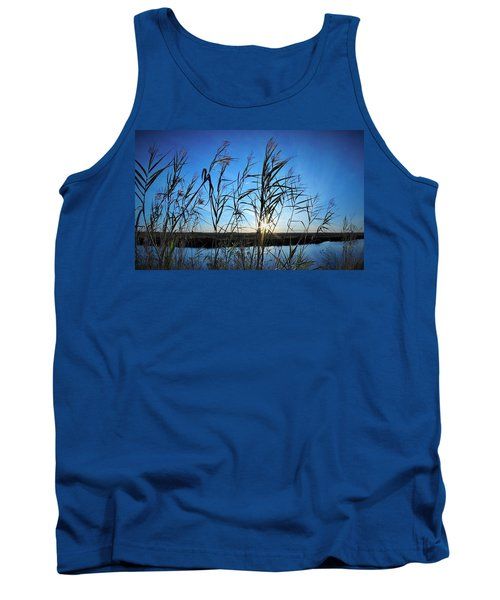 Good Day Sunshine Tank Top by John Glass