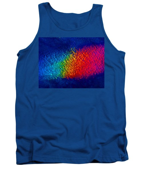 Motion One Tank Top by Cathy Long