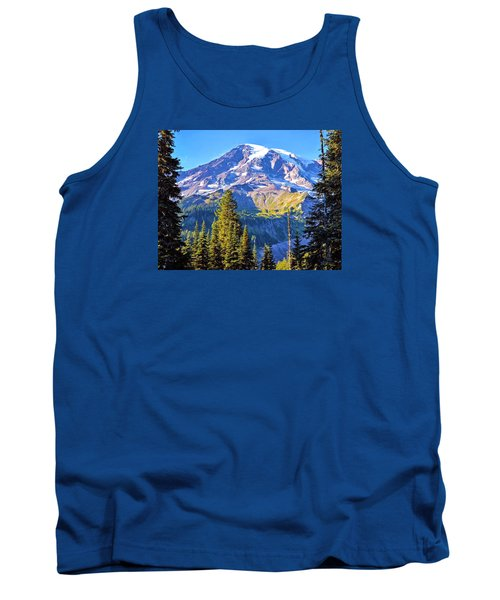 Mountain Meets Sky Tank Top