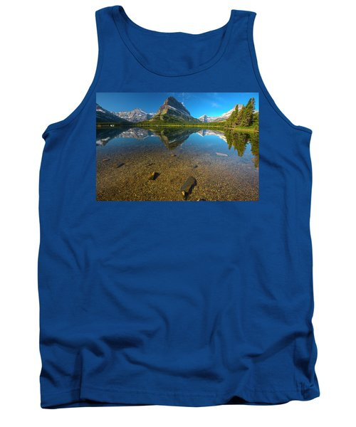 Mt. Grinnell Tank Top