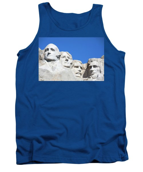 Mt. Rushmore Tank Top