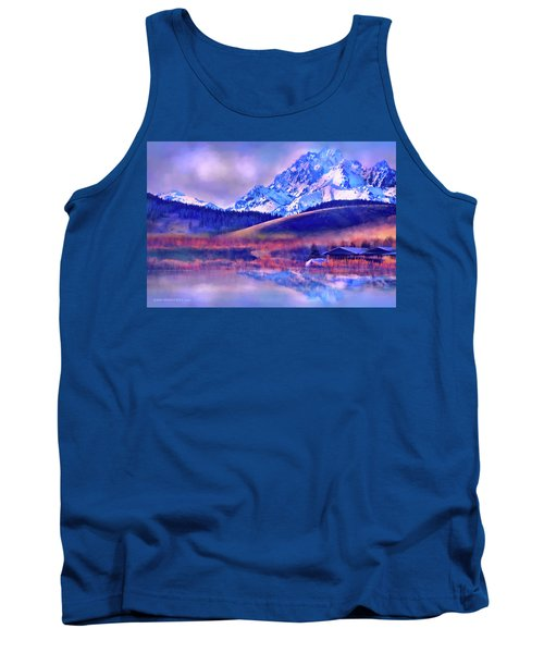 Mt. Stuart Tank Top