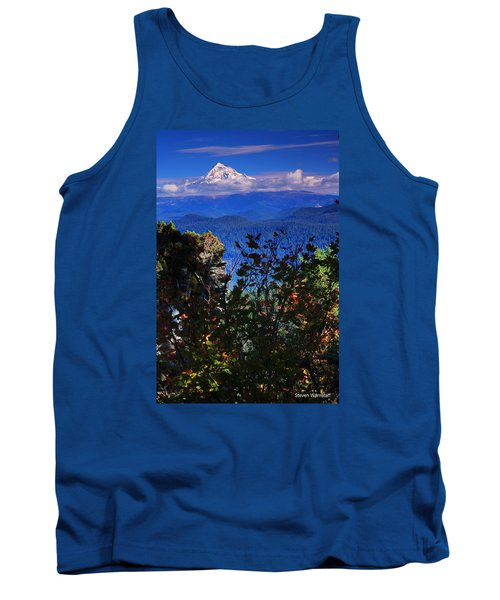Mt.hood N Fall Tank Top