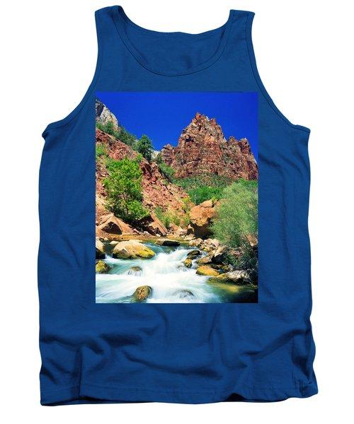 Mt.moroni / Virgin River Tank Top