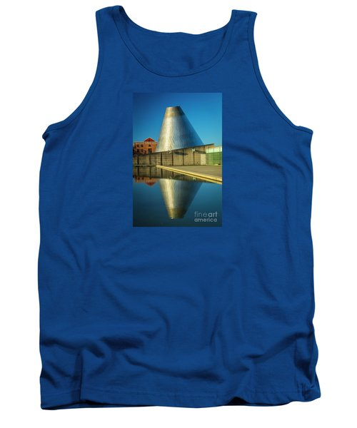 Museum Of Glass Tower Tank Top