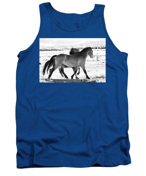 Mustangs Tank Top