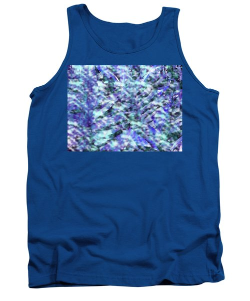 Mystical Ferns Tank Top