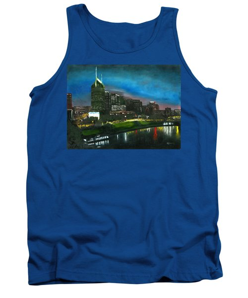Nashville Nights Tank Top