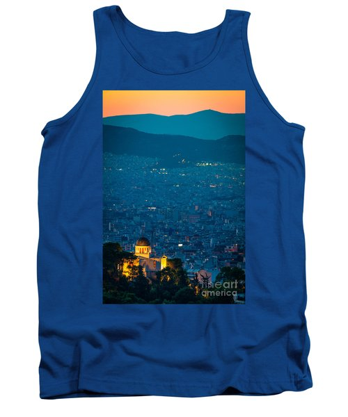 National Observatory Of Athens Tank Top