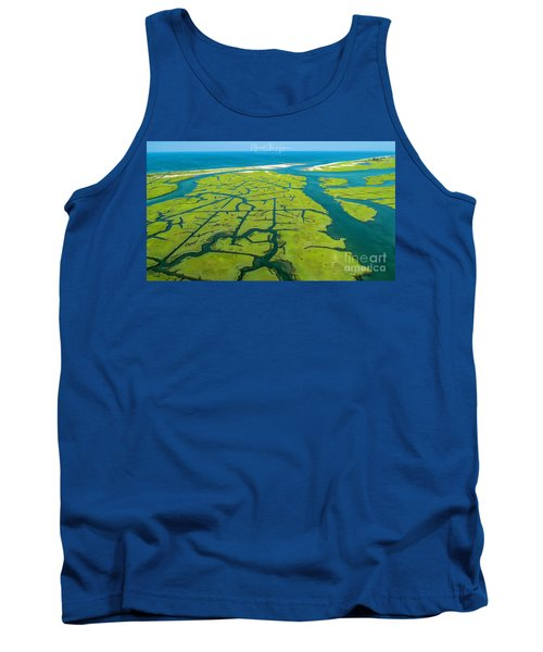 Natures Lines Tank Top