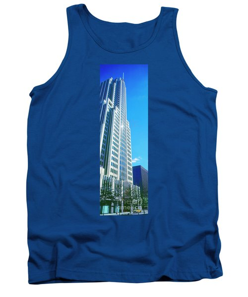 Nbc Tower Tank Top
