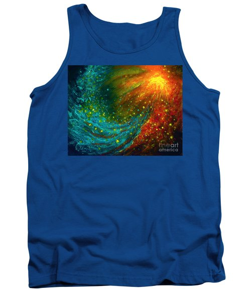 Nebulae  Tank Top