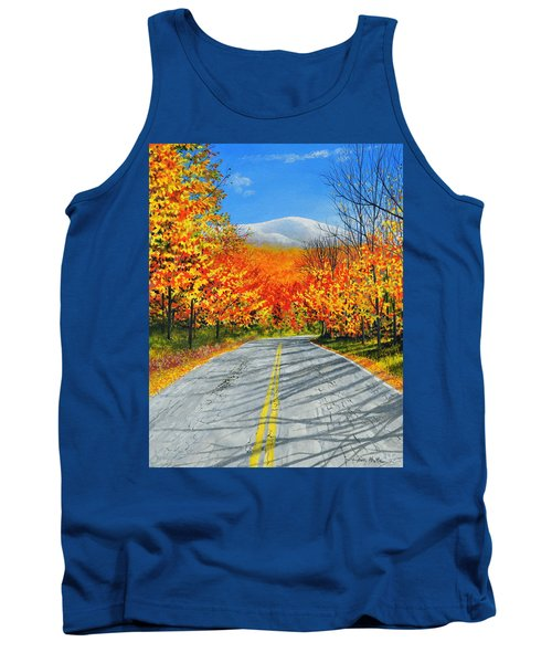 New Hampshire Tank Top