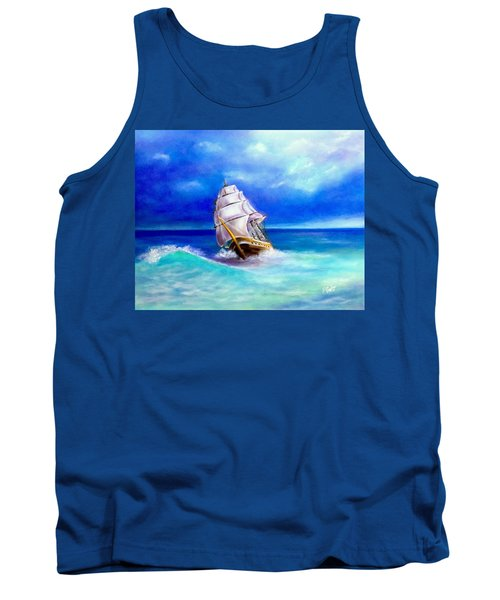 New Horizons Tank Top