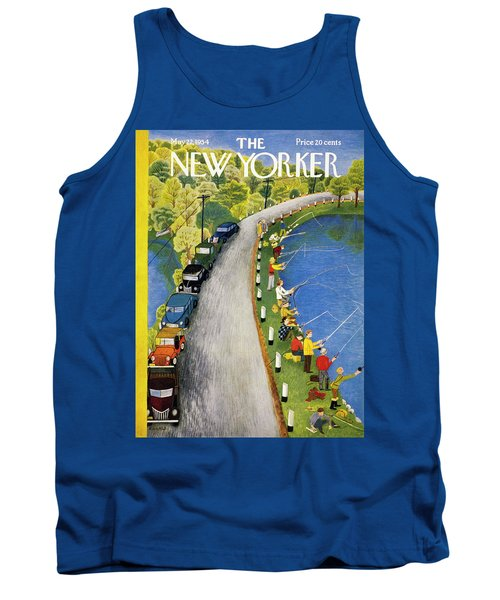 New Yorker May 22 1954 Tank Top