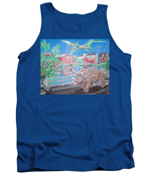 Newmarket One Million B.c. Tank Top