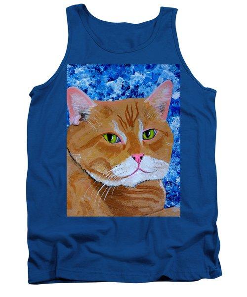 Nice Kitty Tank Top