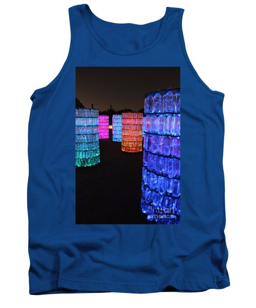 Night Color Tank Top